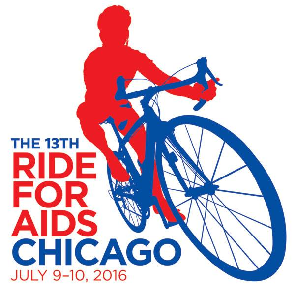 2016 Ride for AIDS Chicago